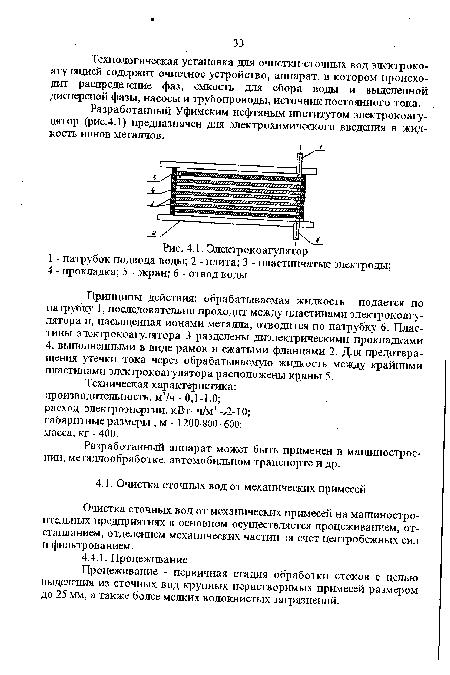 Электрокоагулятор 1