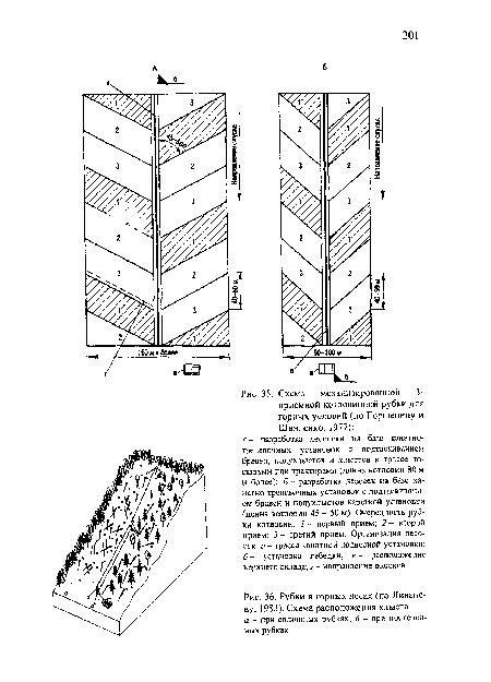 Схема расположения хлыста