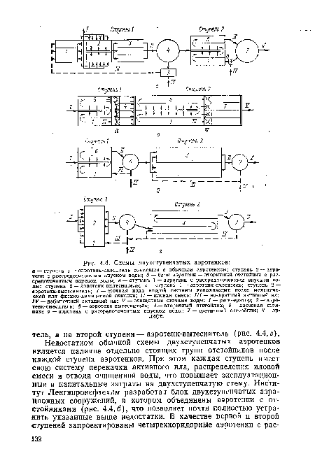 Схемы двухступенчатых
