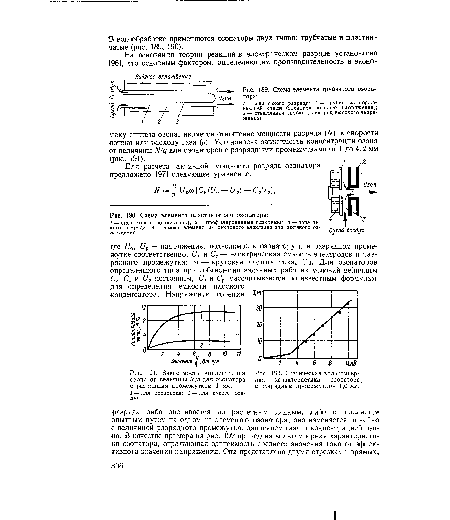 озонатора, Схема элемента