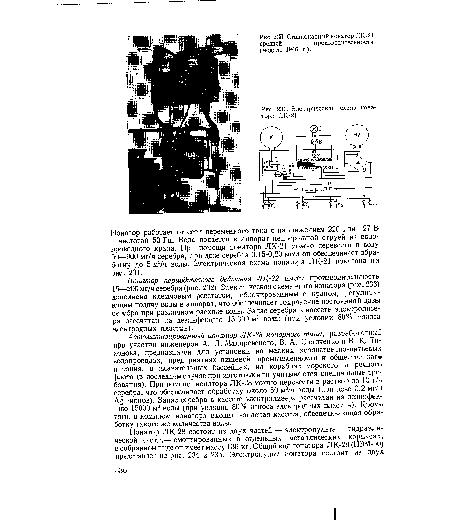 Электрическая схема иона-тора
