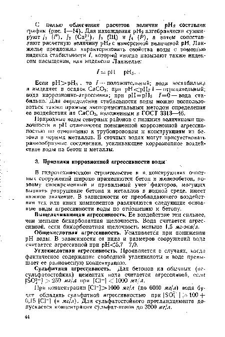 Определение свободной углекислоты