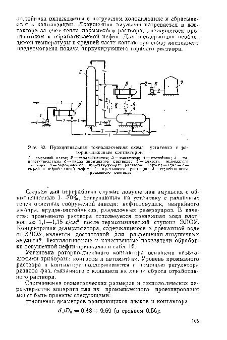 схема установки с